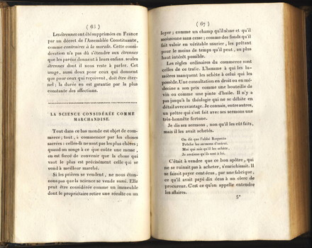 Plein chant d 39 un usage vertueux des mauvais livres - Regles qui sentent mauvais ...